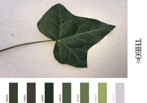 Ivy Leaf pantone